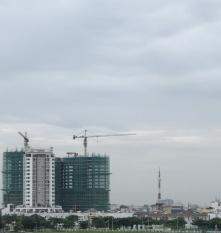 Cập nhật tiến độ thi công dự án Monarchy Đà Nẵng tháng 08/2018 - Nhanh chóng đỗ sàn bê tông đến tầng 22