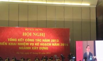 Phó Thủ tướng Hoàng Trung Hải: Thị trường BĐS đang ấm lên.