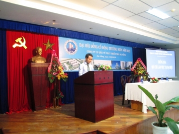 NDN tổ chức Đại Hội Đồng Cổ Đông Thường Niên Năm 2012